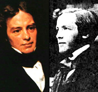 Faraday and Maxwell