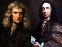 Newton and Halley