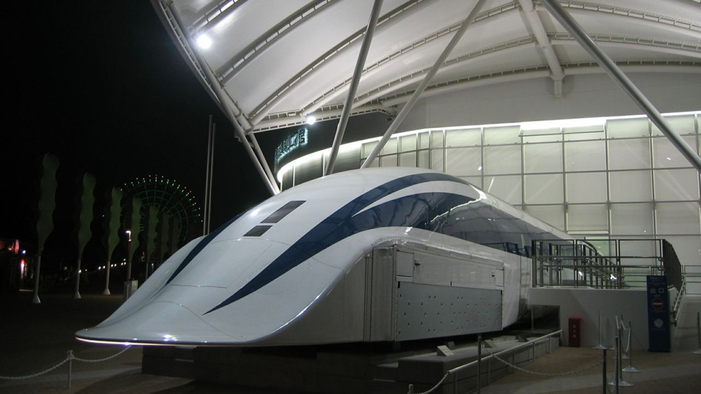 Superconductivity and maglev trains