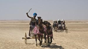 egyptian-chariot