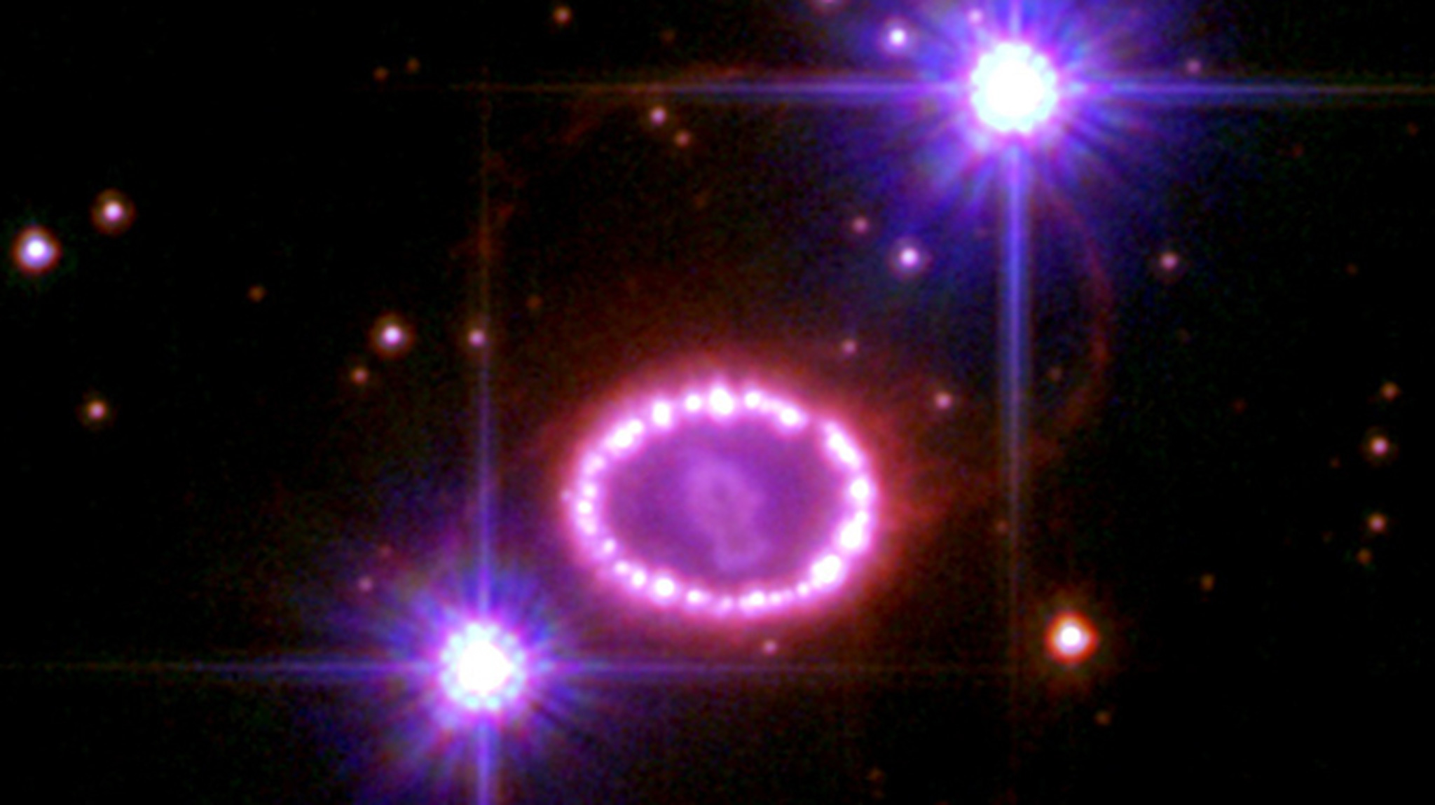 Can We Spot a Milky Way Supernova from Earth? — NOVA Next ...