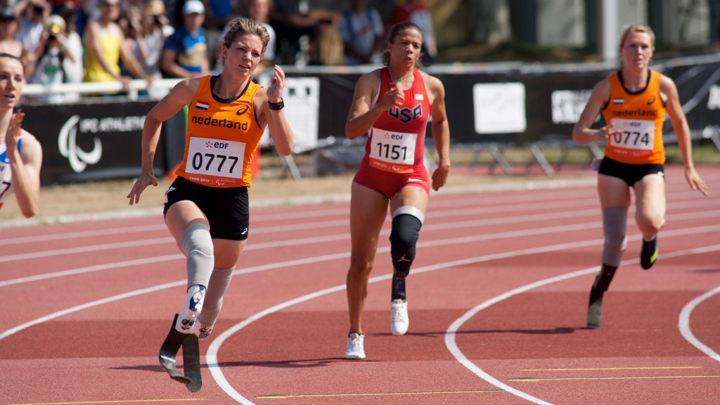 2013 IPC Athletics World Championships