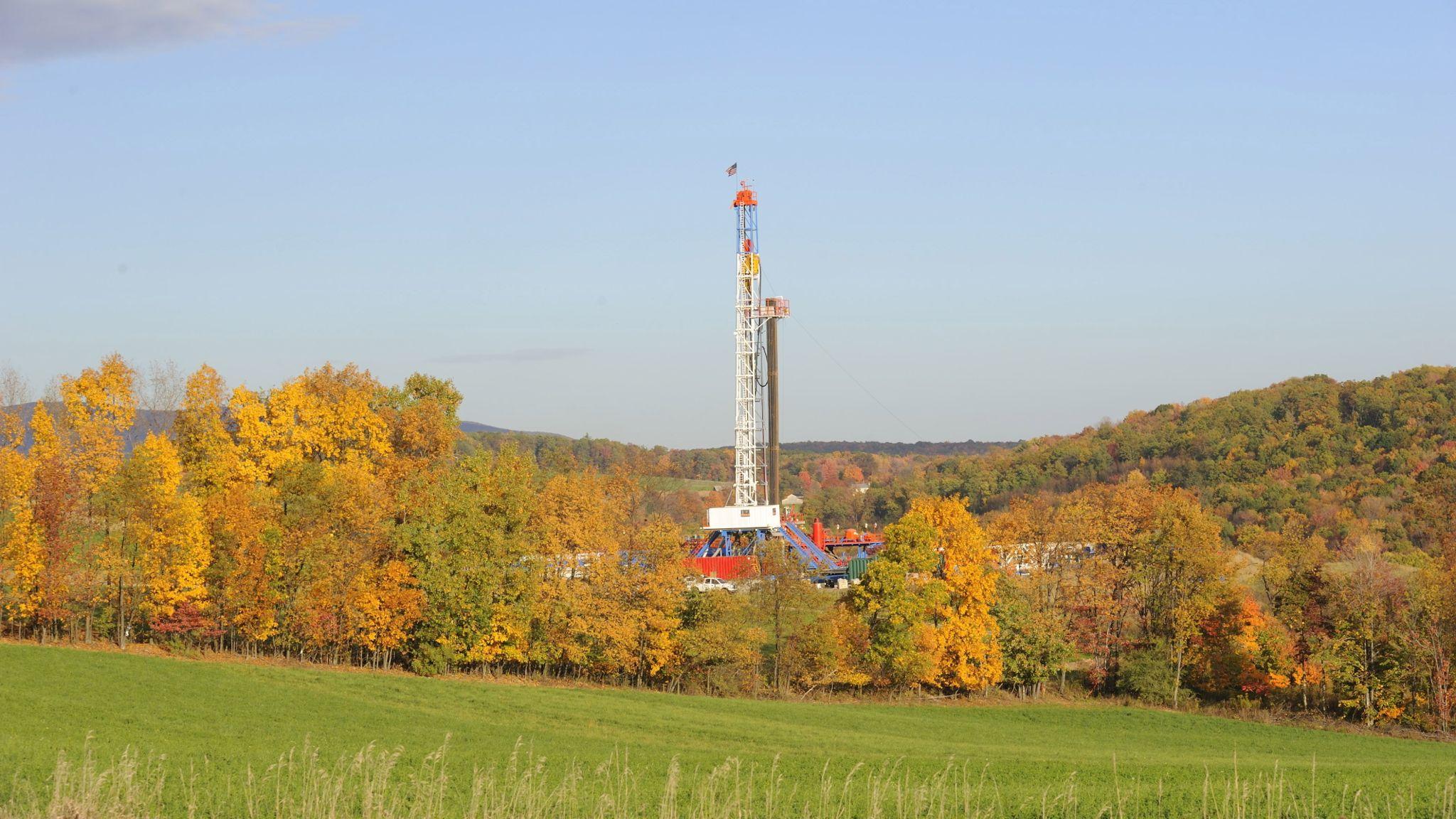 Fracking contamination traced to leaky well linings nova next pbs publicscrutiny Choice Image