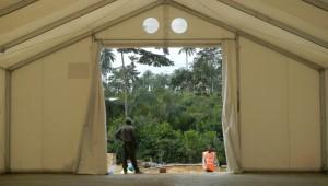 ebola-tent