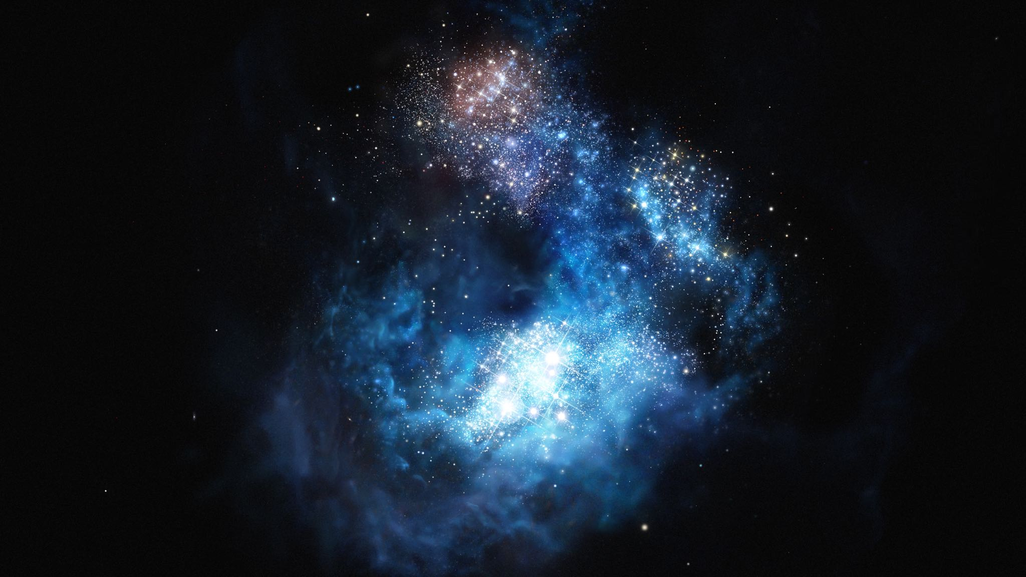 Nova or Supernova - Pics about space