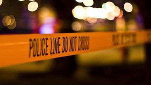 Police Line Crime Scene