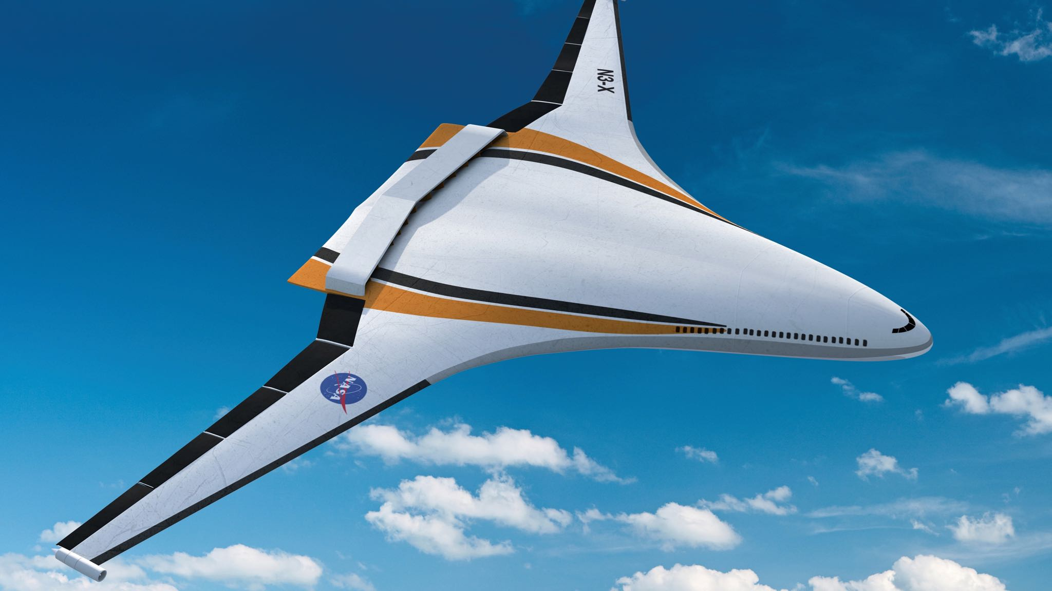 With the recent advances in technology and design aircraft concepts - Nasa_hwb_full