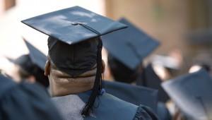 African-American college graduate.