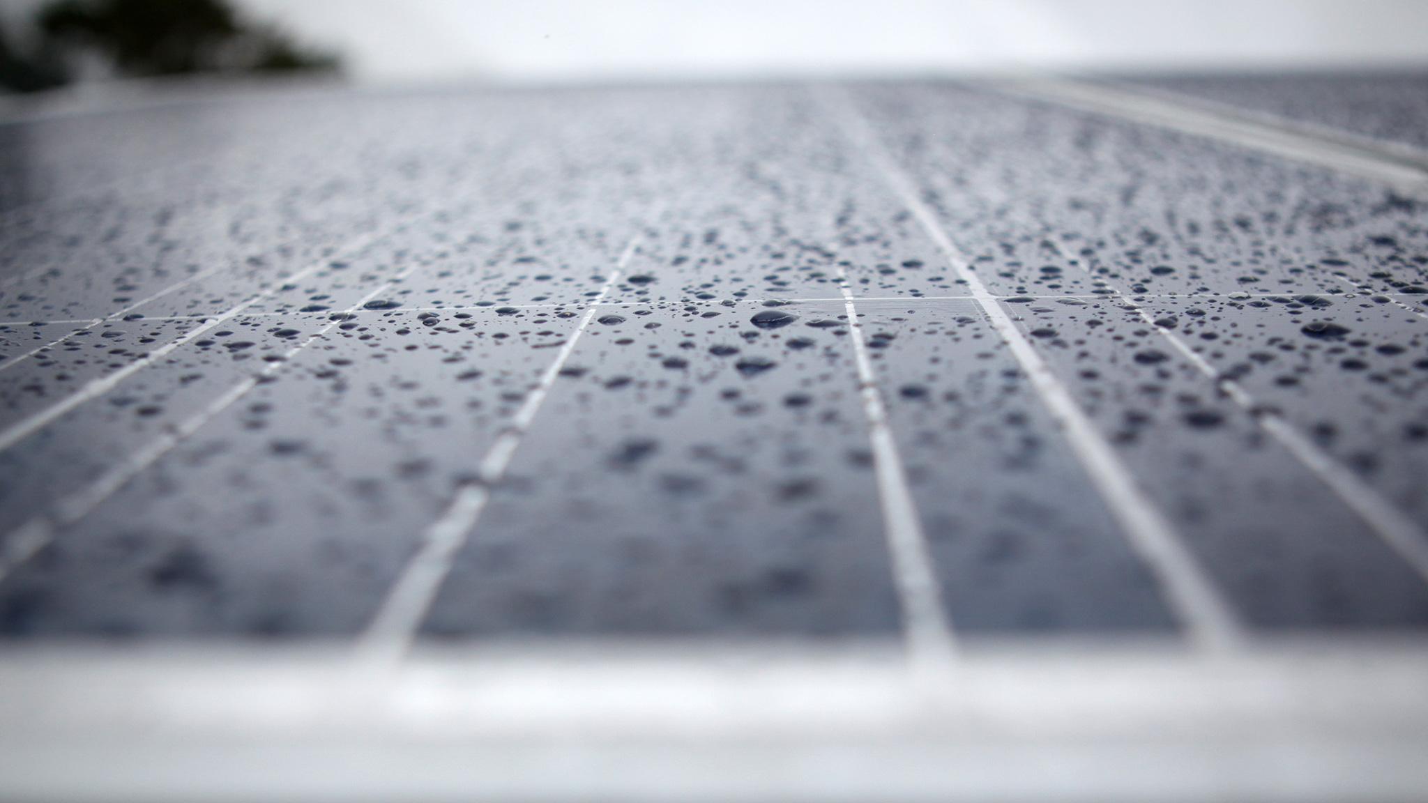 Graphene Coated Solar Panels Could Someday Convert