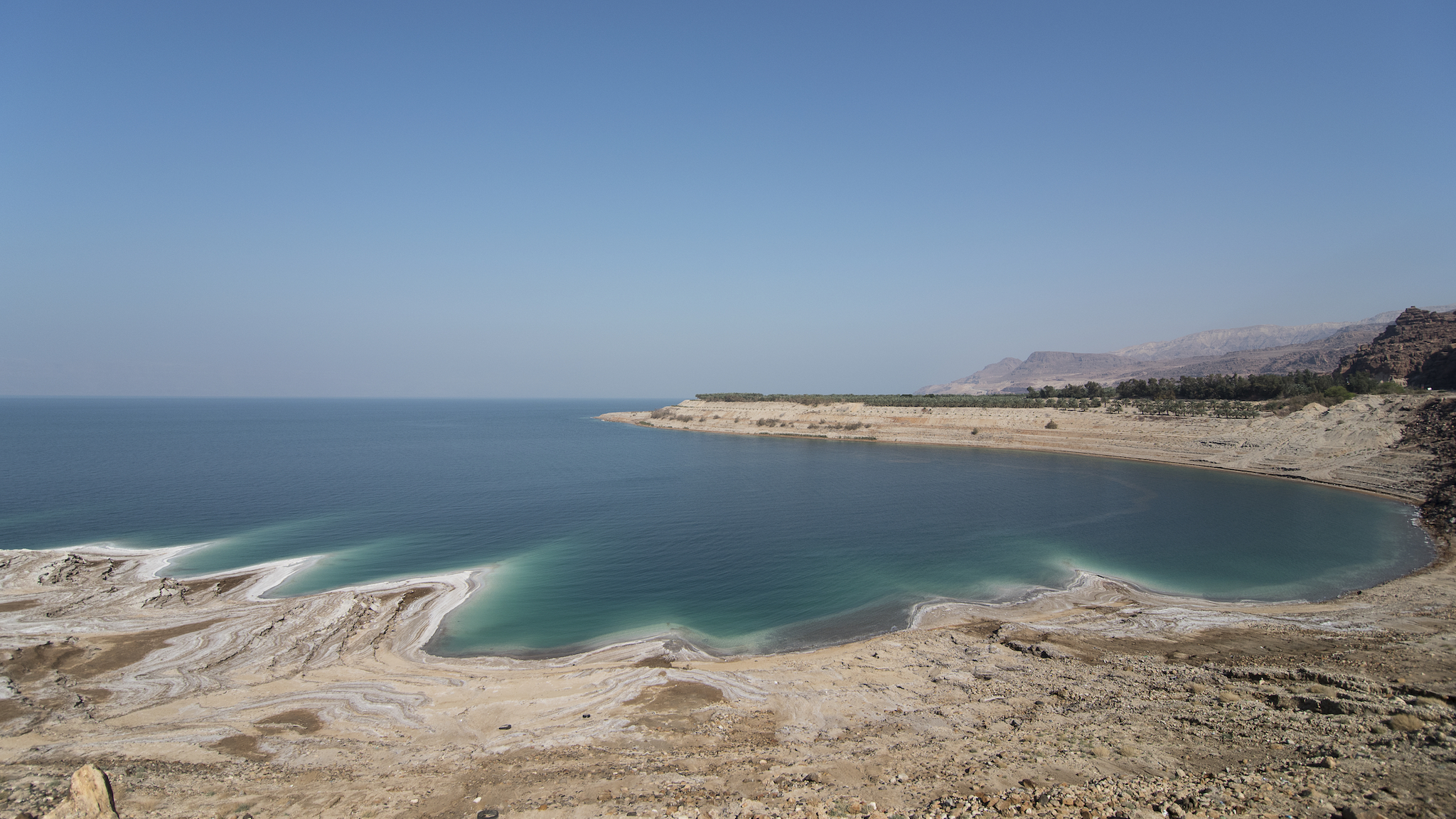 The Dead Sea is dying — NOVA Next