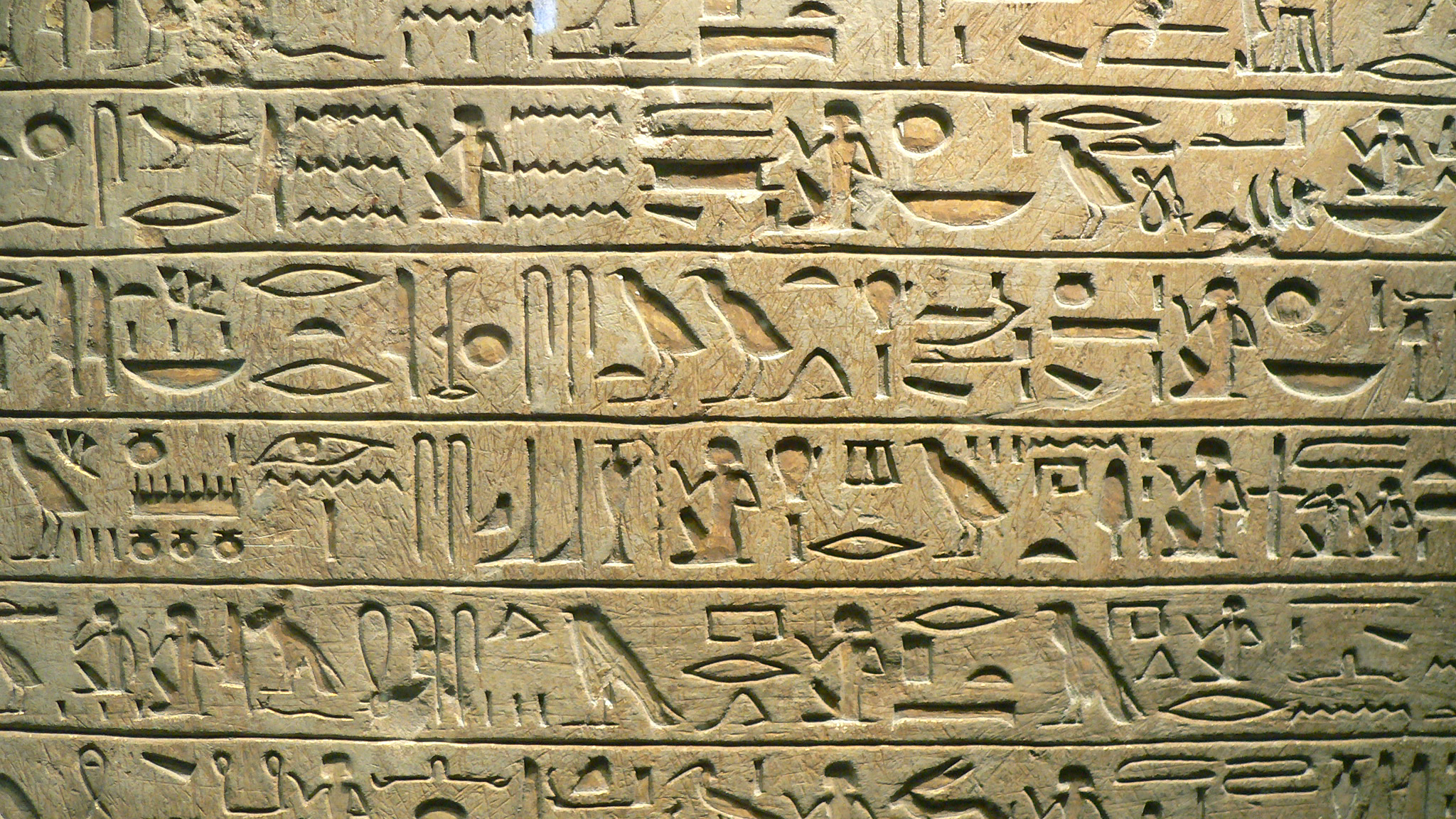 Ancient egypt writing alphabet