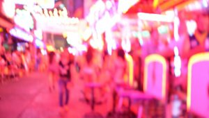 Bangkok Sukhumvit Red Light District