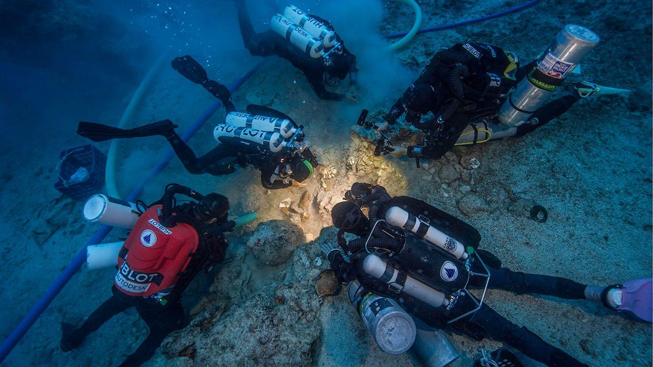 antikythera-skeleton-excavation