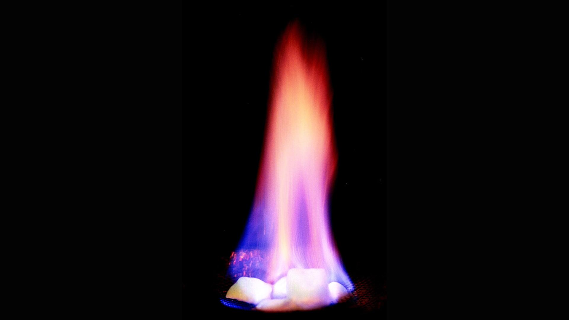 Gas Natural Combustible