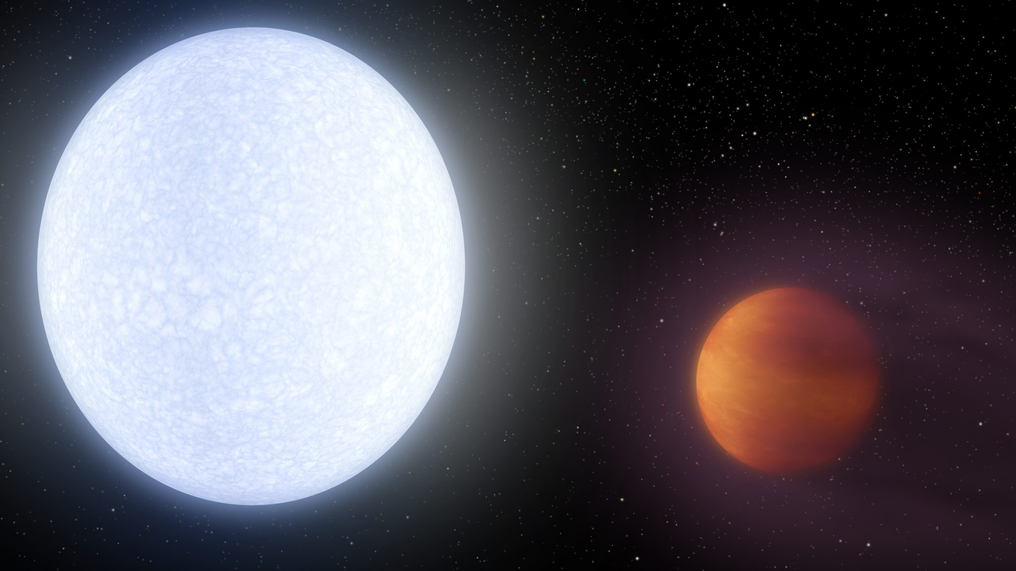 We've just found the hottest planet ever