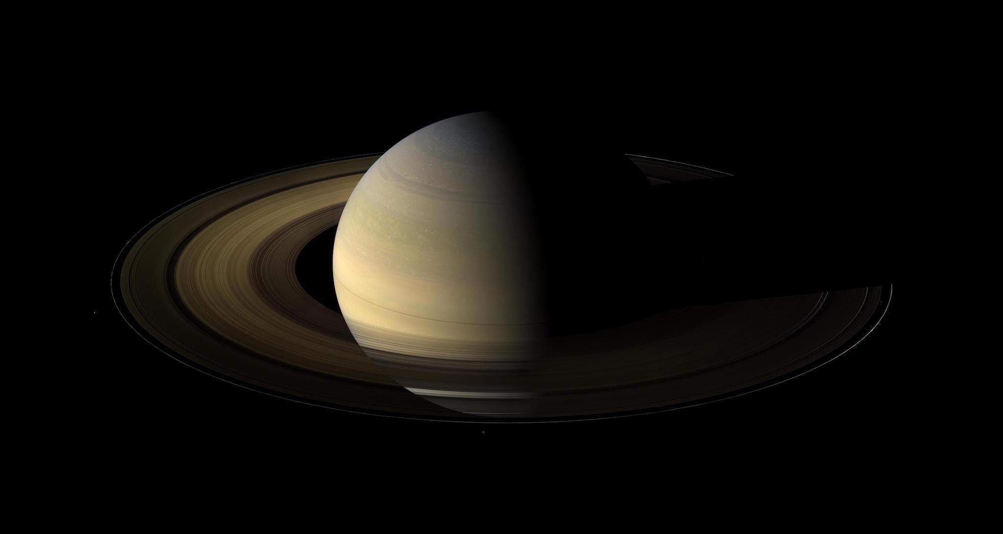 Rings Beyond Saturn