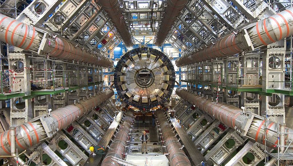 One Quadrillion LHC Collisions Lead to a Rare Discovery — NOVA Next | PBS