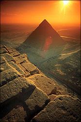 Carbon dating giza pyramids