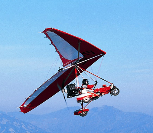 Airsport ultralight trike