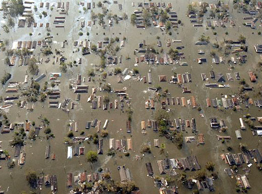 New Orleans, post-Katrina