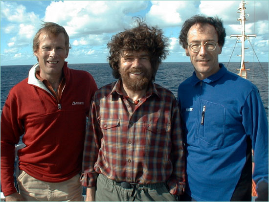 Anker, Messner and Venables