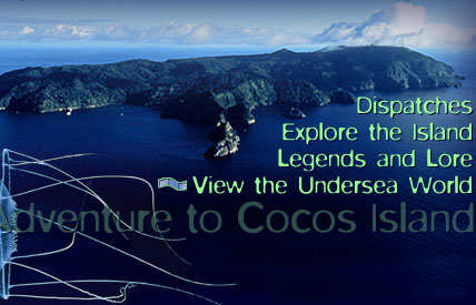 Adventure to Cocos Island