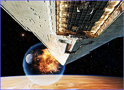 Star Wars star destroyer