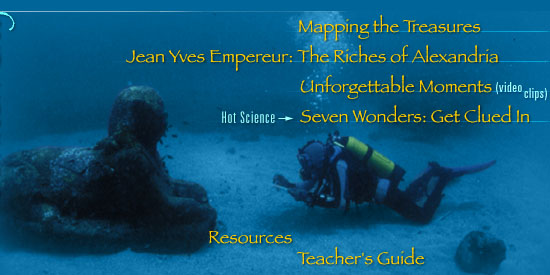 Treasures of the Sunken City (see bottom of page for text navigation links)