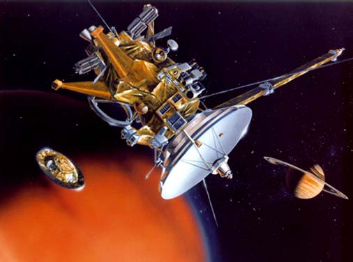 Cassini and Huygens