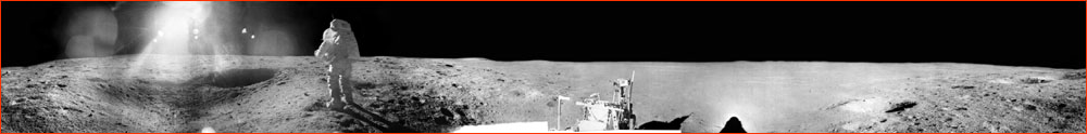 Apollo 14 panorama
