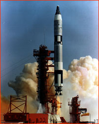 Gemini 9 launch