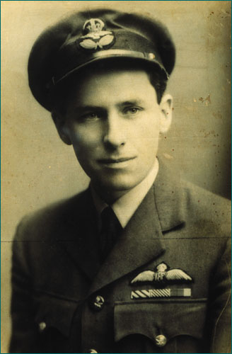 Pilot Reginald Cook