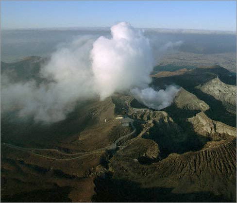 Caldera Volcano Diagram images