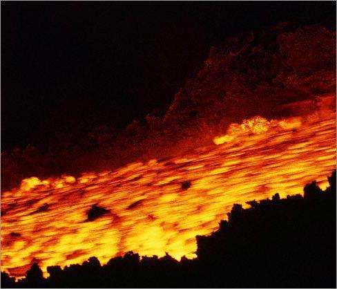 Bilden ?http://www.pbs.org/wgbh/nova/volcano/images/anat_lava.jpg? kan inte visas, då den innehåller fel.