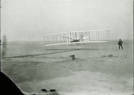 1903 Flyer final flight