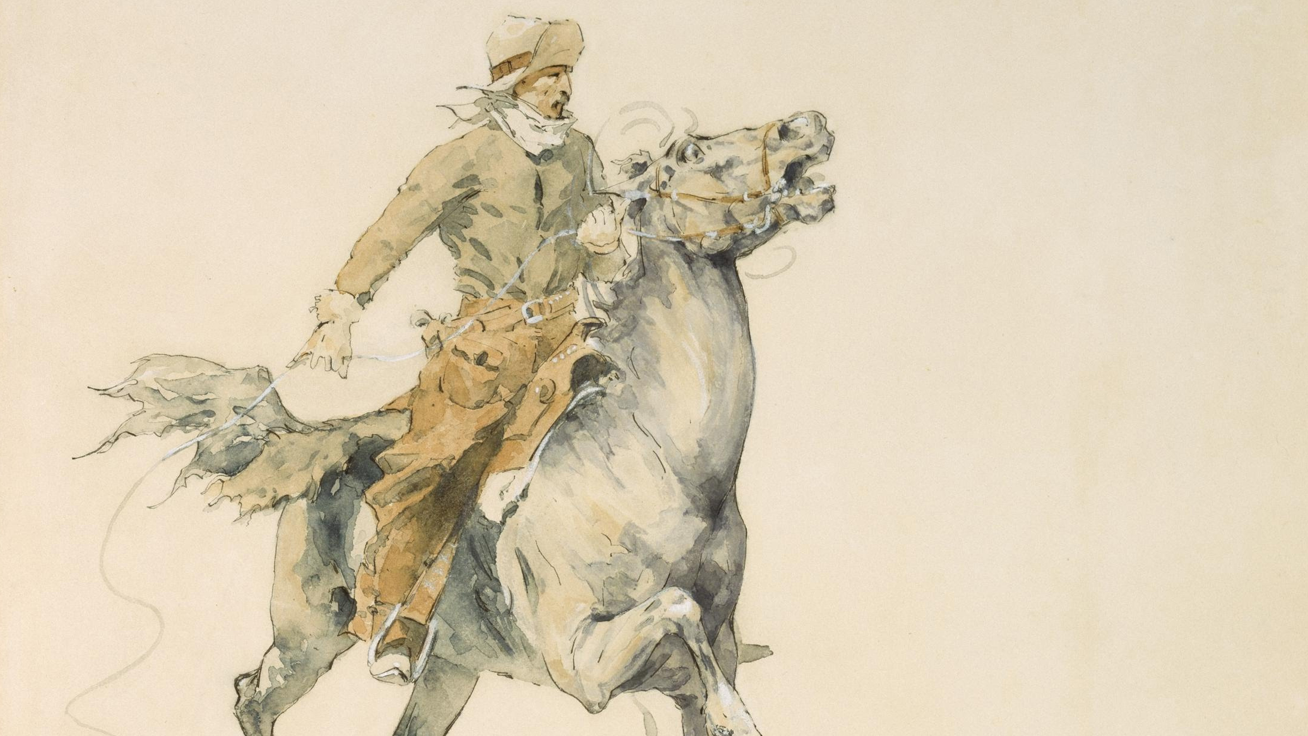More on Frederic Remington