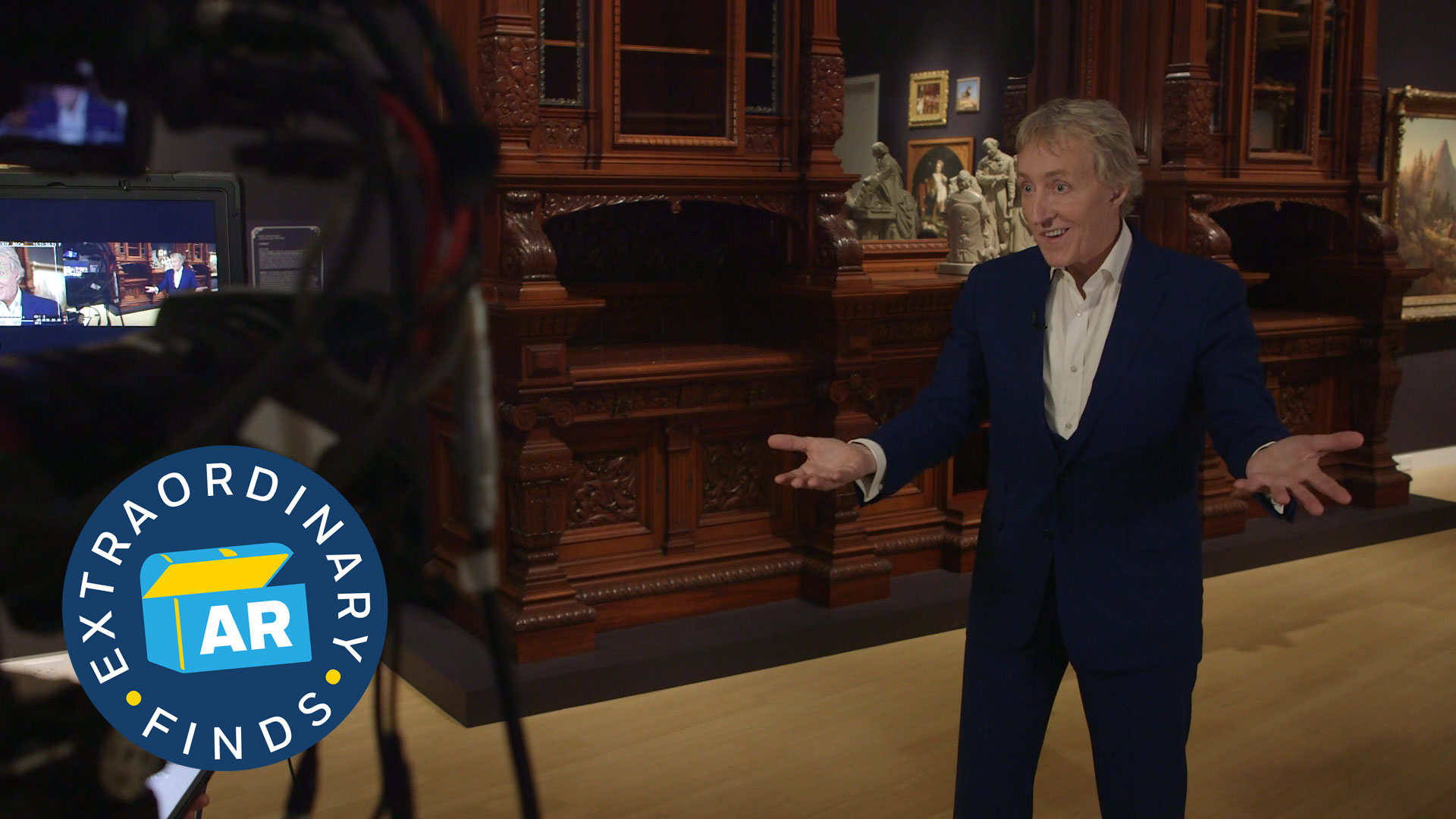 Extraordinary Finds | Antiques Roadshow | PBS