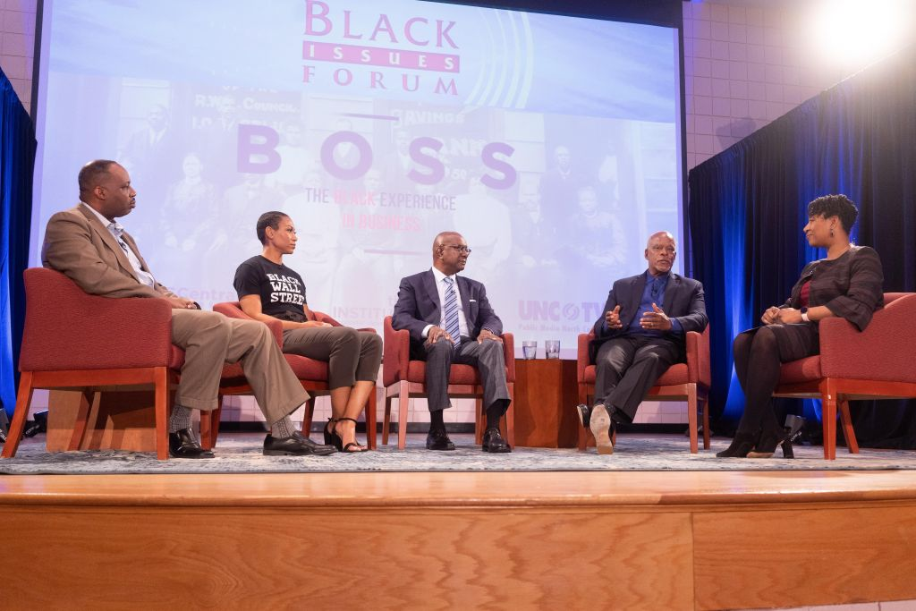 Durham's Black Wall Street: Grounds for the Future