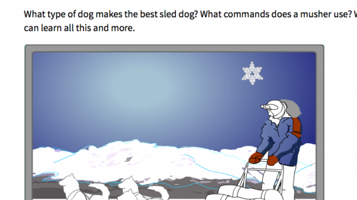 Interactive: Dogsledding 101