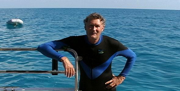 Hardy Jones, the Dolphin Defender