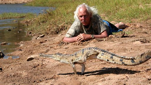 Interview: Crocodile Conservationist Rom Whitaker