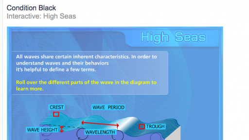 Interactive: High Seas