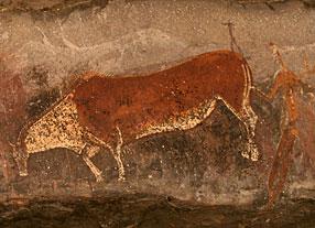 drakensberg rock art dating