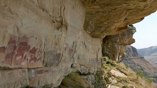 San Rock Art of the Drakensberg