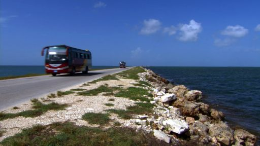 The Causeway to Cayo Coco