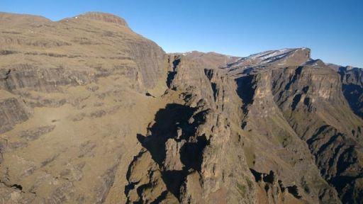 Drakensberg: Barrier of Spears -- Drakensberg: Barrier of Spears - Preview