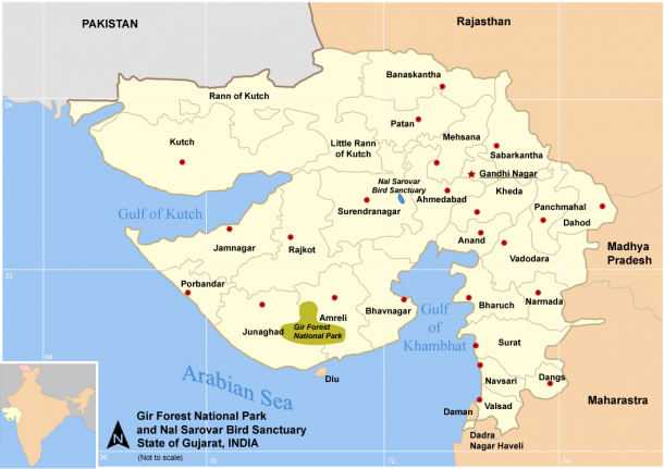 Map_Guj_Nat_Parks_Sanctuary