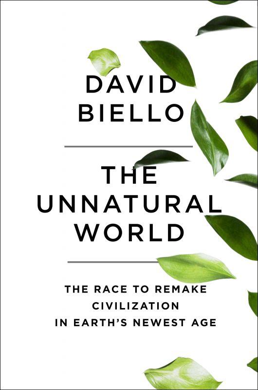 Unnatural World.Biello.cover