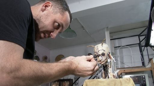 How to Build a 'Spy Creature' with Animatronic Designer John Nolan