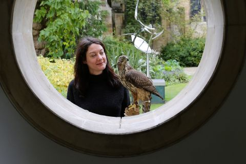In Conversation with 'H Is for Hawk' Author Helen Macdonald